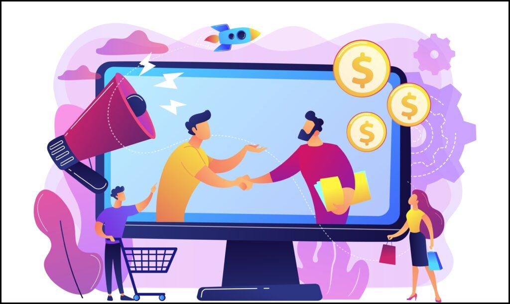 Affiliate Marketing in digital marketing